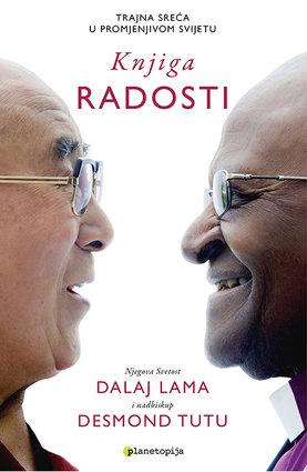 Knjiga radosti Trajna sreća u promjenjivom svijetu Desmond Tutu, Dalaj lama