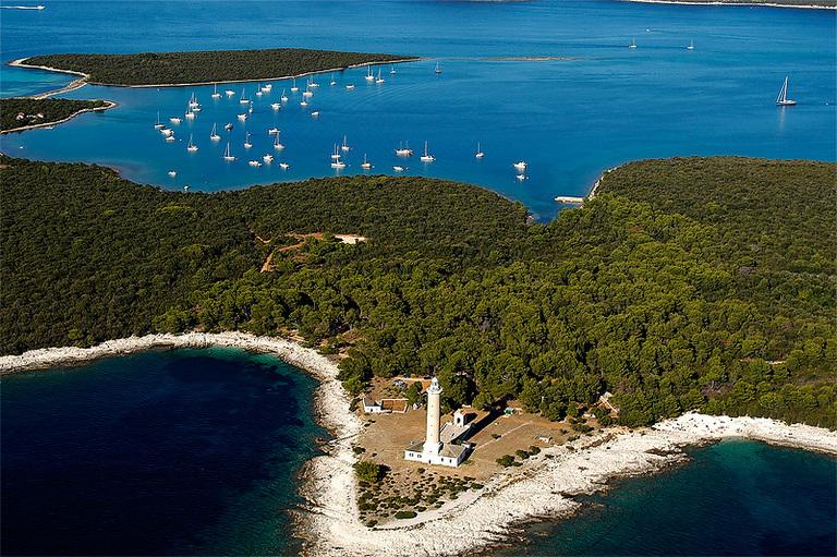 PLAN PLOVIDBE: Krstarenje iz Biograda – bez Kornata 3.Veli rat Foto TZ Dugi otok Jakupovic 1