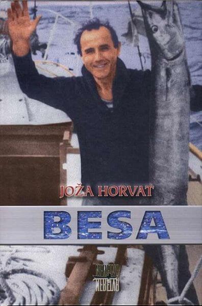 """ŽIVOTNI INTERVJU: Joža Horvat: """"Od sviju droga, more je najopojnije!"""" Besa brodski dnevnik Joze Horvata"""