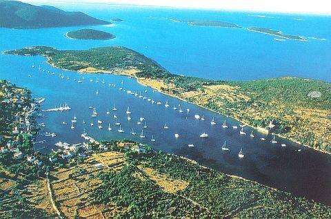 PLAN PLOVIDBE: Sjeverni Jadran – atraktivna ruta za nabrijane jedriličare Ilovik www.morsko prase.hr