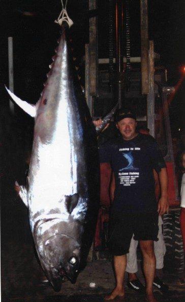 Ljetni nautički vodič Jadranom – 10 top destinacija za zabavu Jezera Ivan Vuljanic rekordna tuna 364x594 1