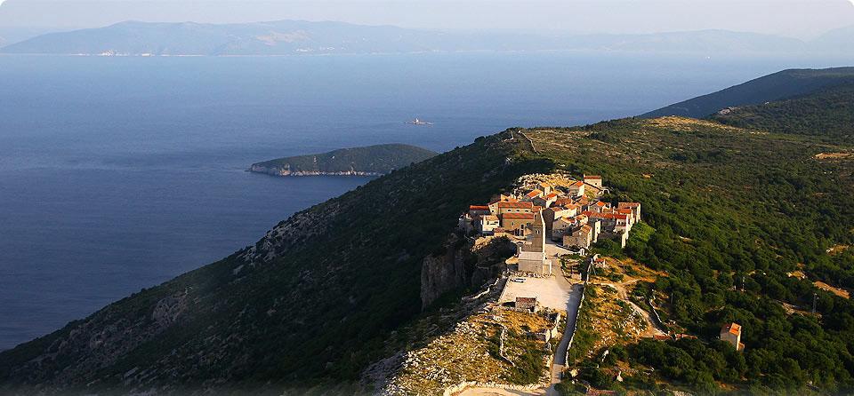 PLAN PLOVIDBE: Sjeverni Jadran – atraktivna ruta za nabrijane jedriličare Lubenice www.tzg cres.hr 1