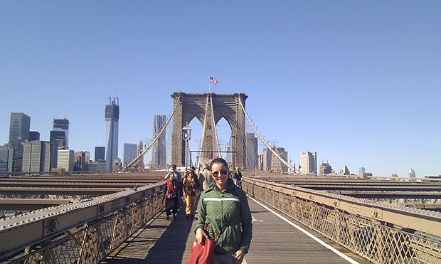 Brooklyn bridge u New Yorku