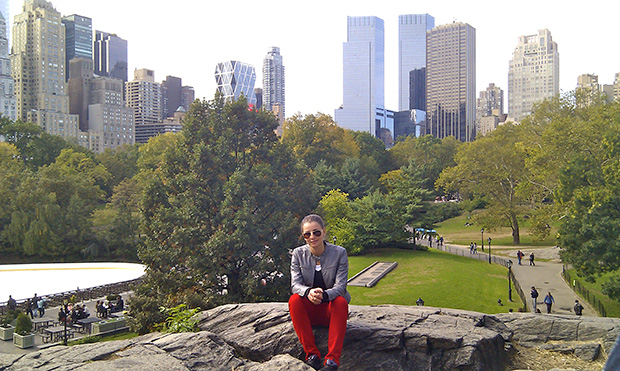 Užitak u Central parku