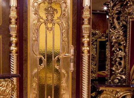 MEGAJAHTE U JADRANU: Standarte – ploveći Ermitage Standarte Vrata vlasnikovog apartmana 450x330 1