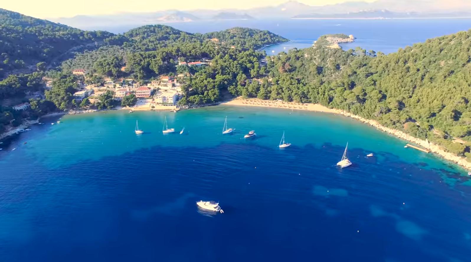 Ljetni nautički vodič Jadranom – 10 top destinacija za zabavu Uvale Mljeta