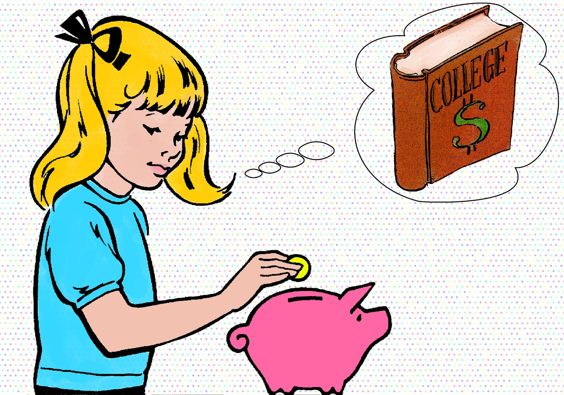 Podučavanje djece o novcu