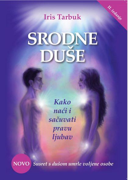 "Na promociji knjige ""Srodne duše"" Iris Tarbuk u Gavelli nova iris naslovna 420x593 1"