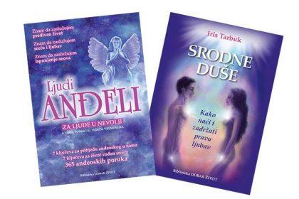 Love & Angel komplet knjiga
