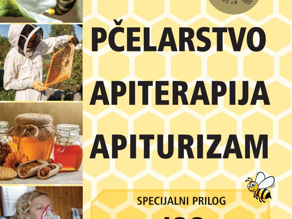 Priručnik Pčelarstvo, apiterapija, apiturizam Hegić i suradnici