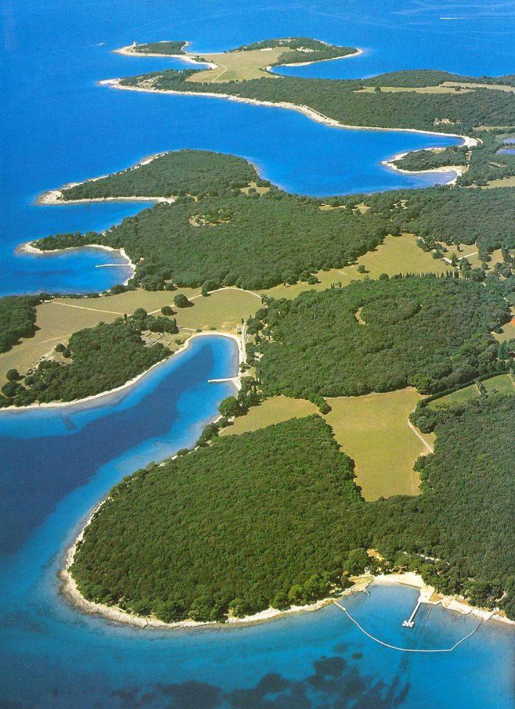 MISTERIJI JADRANA: Brijuni - od močvarnog otoka s malarijom do luksuznog turizma Brijuni HTZ