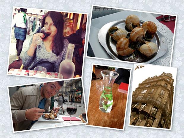 Hrana u Parizu