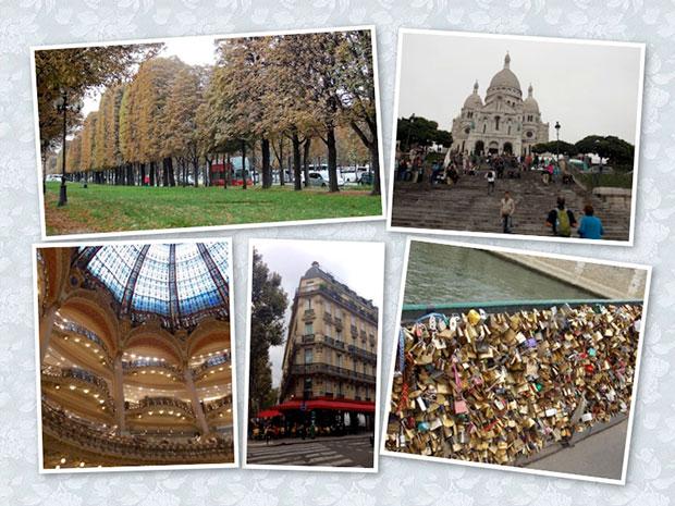 Znamenitosti u Parizu