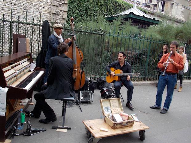 PARIZ: Tri dana u gradu ljubavi Umjetnici u Parizu