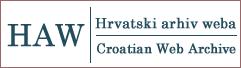 Impressum pohranjeno u arhivu weba logo