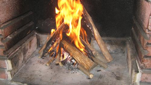 Vatra u roštilju